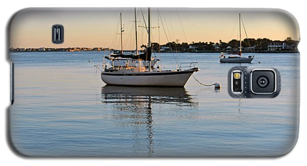 Harbor Sunrise Galaxy S5 Case