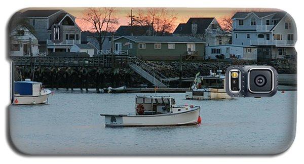 Harbor Sunset Galaxy S5 Case by Denyse Duhaime