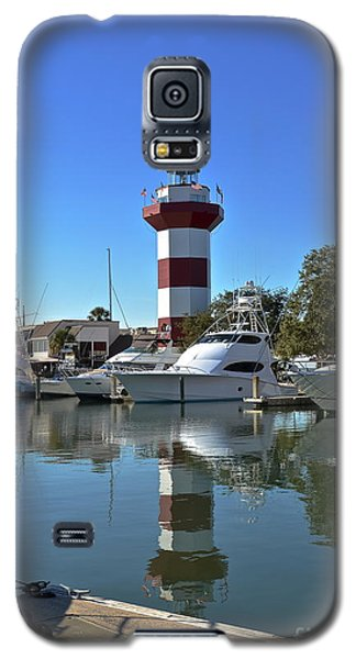 Harbor Town Lighthouse Galaxy S5 Case