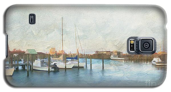 Harbor Morning Galaxy S5 Case