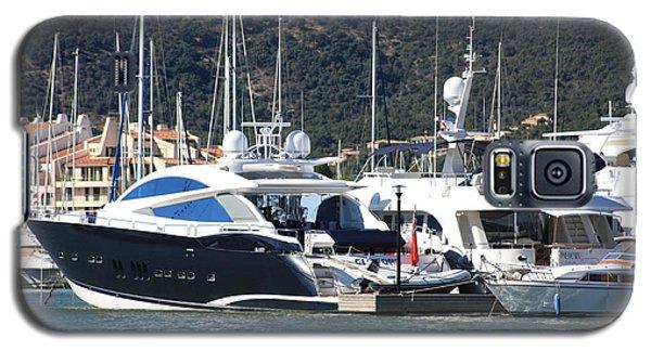 Harbour Docking Scene Galaxy S5 Case
