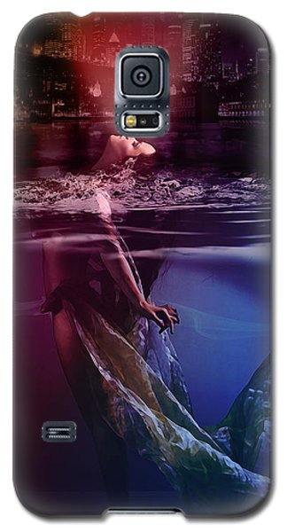 Harbour Lights Galaxy S5 Case