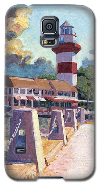 Harbour Town Light Galaxy S5 Case