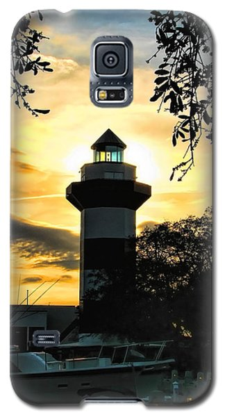 Harbour Town Lighthouse Beacon Galaxy S5 Case