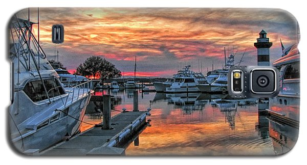 Harbour Town Yacht Basin Galaxy S5 Case