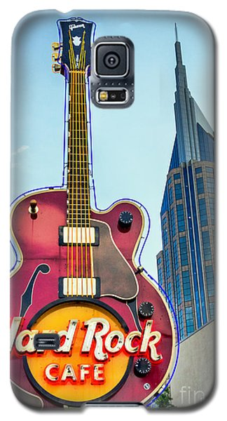 Hard Rock Cafe Nashville Galaxy S5 Case