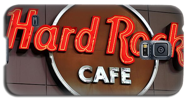 Hard Rock Cafe Sign Galaxy S5 Case