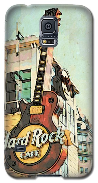 Hard Rock Guitar Galaxy S5 Case