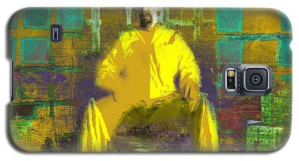 Galaxy S5 Case featuring the digital art Hard Work by Brian Reaves