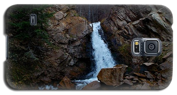 Hardy Falls Peachland Bc Galaxy S5 Case by Guy Hoffman