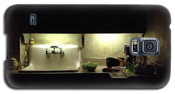 Harlem Sink Galaxy S5 Case by H James Hoff