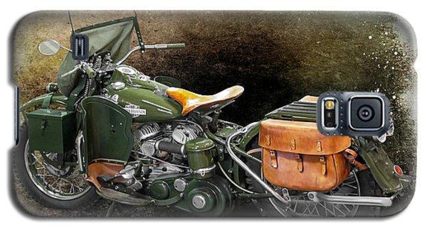 Harley Davidson 1942 Experimental Army Galaxy S5 Case