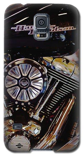 Harley Davidson Abstract Galaxy S5 Case