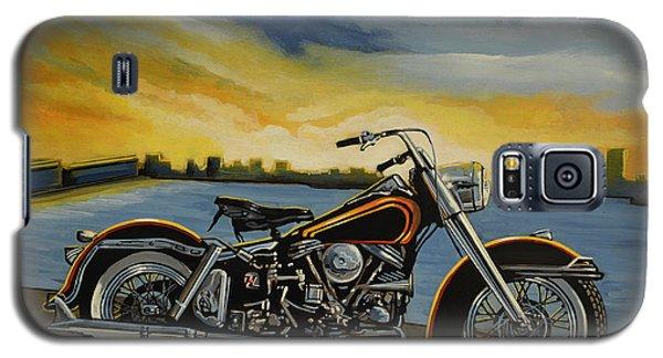 Harley Davidson Duo Glide Galaxy S5 Case
