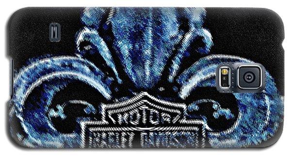 Harley Davidson Fleur De Lys Logo Galaxy S5 Case
