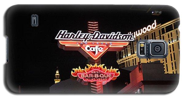 Harley Davidson Las Vegas Galaxy S5 Case