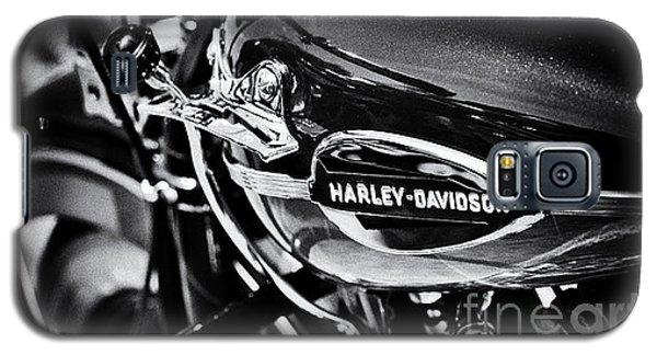 Harley Davidson Monochrome Galaxy S5 Case