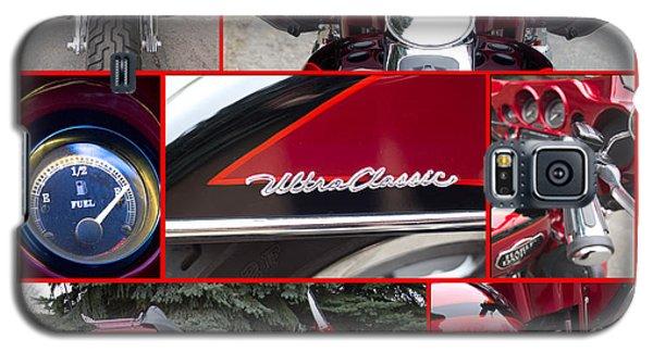 Harley Davidson Ultra Classic Trike Galaxy S5 Case