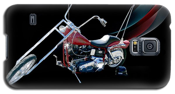 Galaxy S5 Case featuring the photograph Harley by Ericamaxine Price