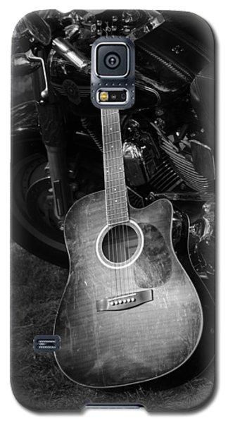 Harley's Music Galaxy S5 Case
