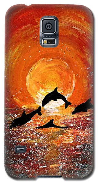 Harmony Galaxy S5 Case
