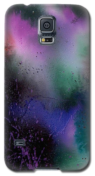 Galaxy S5 Case featuring the painting Harmony by Min Zou