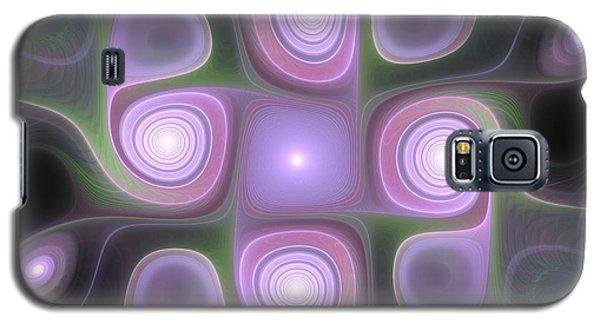 Galaxy S5 Case featuring the digital art Harmony by Svetlana Nikolova