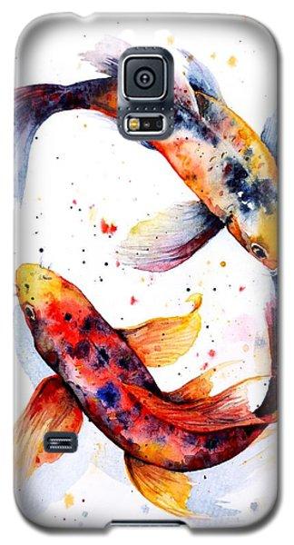 Watercolor Galaxy S5 Case - Harmony by Zaira Dzhaubaeva