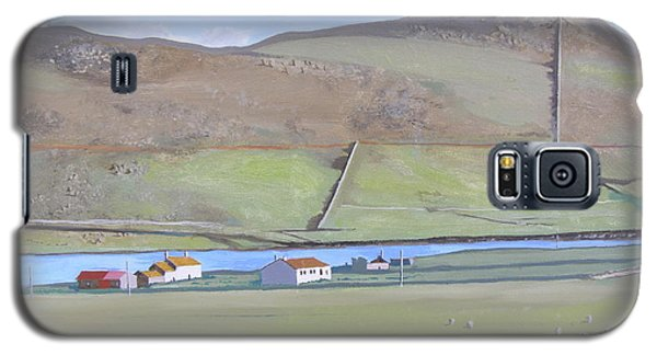 Haroldswick Shetland Islands Galaxy S5 Case