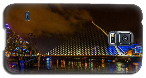Harp Bridge Dublin Galaxy S5 Case