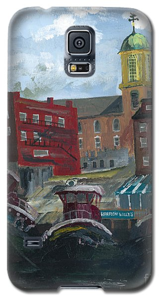 Harpoon Willy's Galaxy S5 Case