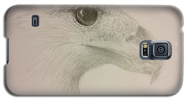Harpy Eagle Study Galaxy S5 Case