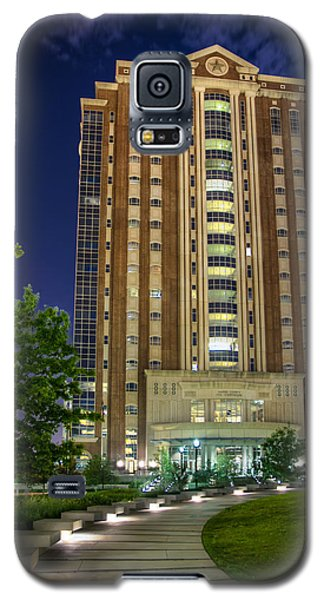 Harris County Civil Courthouse Galaxy S5 Case