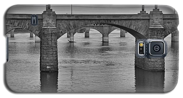 Harrisburg Bridges Galaxy S5 Case by Steven Richman