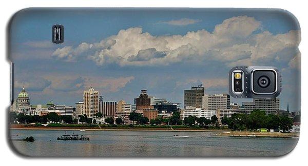 Harrisburg Skyline Galaxy S5 Case