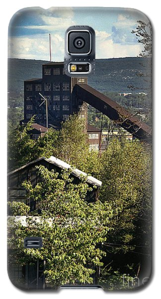 Harry E Colliery Swoyersville Pa Summer 1994 Galaxy S5 Case
