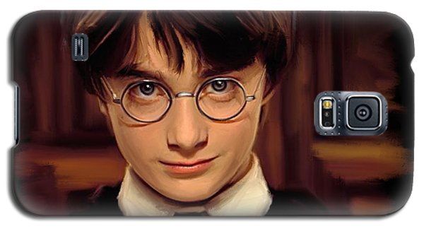 Harry Potter Galaxy S5 Case by Paul Tagliamonte