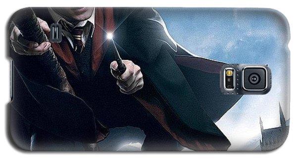 Movie Galaxy S5 Case - Harry Potter  by Oscar Lopez