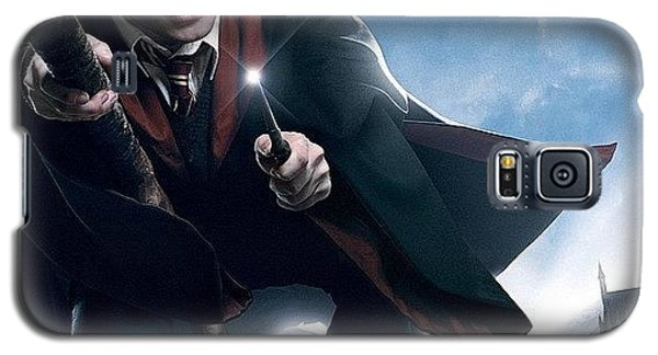 Movie Galaxy S5 Case - Harry Potter  by Oscar Lopez