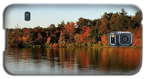 Hart Pond Golden Hour Galaxy S5 Case