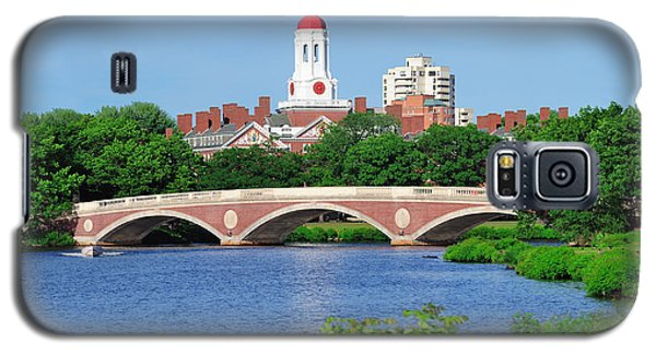 Harvard University Campus In Boston Galaxy S5 Case