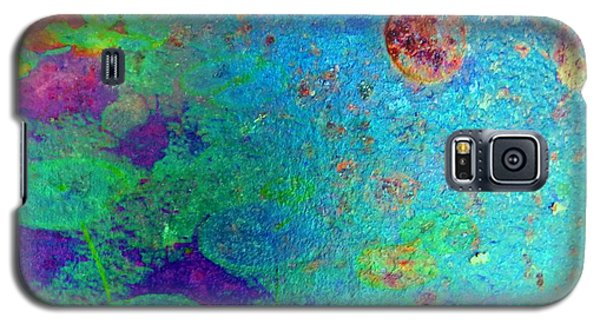 Harvest Moon Galaxy S5 Case by Desiree Paquette