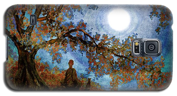 Harvest Moon Meditation Galaxy S5 Case