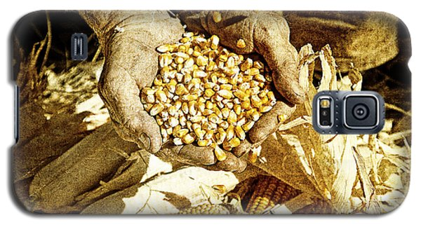Harvest Of Plenty Galaxy S5 Case