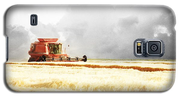 Harvesting The Grain Galaxy S5 Case