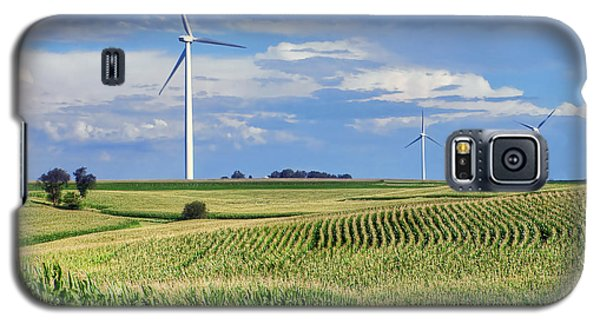 Harvests Galaxy S5 Case by Nikolyn McDonald