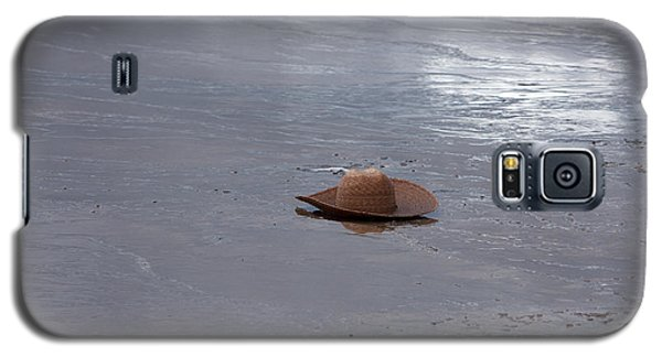 Hat At Grand Prismatic Spring Galaxy S5 Case