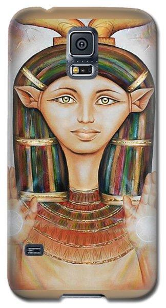 Hathor Rendition Galaxy S5 Case