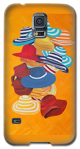 Hats Off Galaxy S5 Case