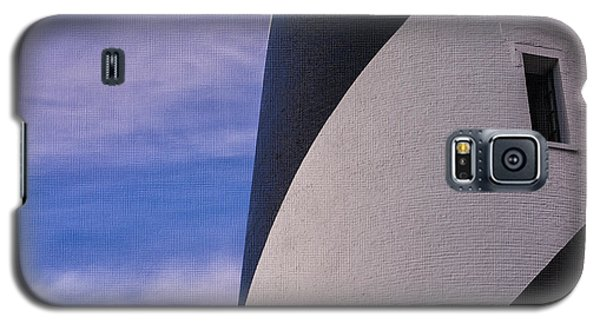 Galaxy S5 Case featuring the photograph Hatteras Detail In Canvas by Terry Rowe
